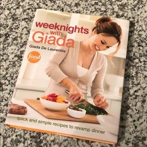 "Other - ""Weeknights with Giada"" Cookbook"